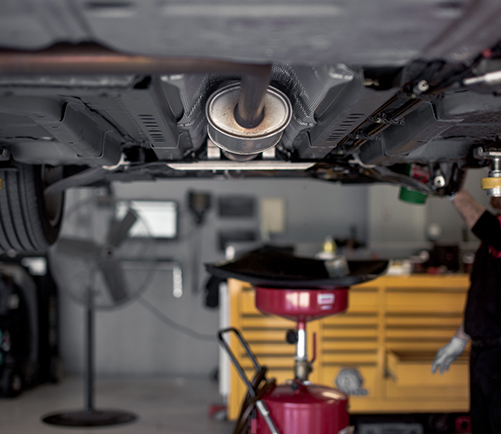 Muffler & Exhaust Repair in Jenison | Auto-Lab  - content-new-exhaust